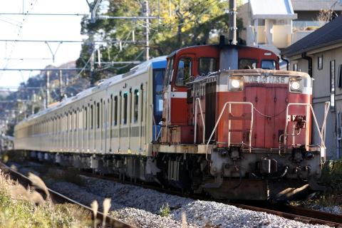 【小田急】4000形4065F 甲種輸送