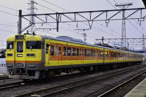 【JR四】113系カマ第3編成 多度津工場入場