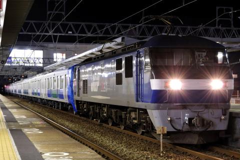 【西武】30000系38114F+32106F 甲種輸送