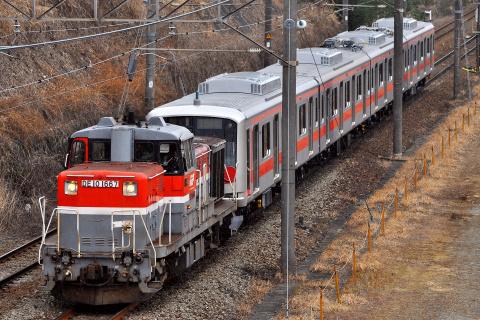 【東急】5050系4106F 甲種輸送(16日)