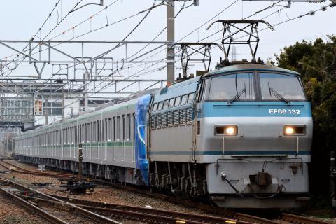 【メトロ】16000系16113F 甲種輸送