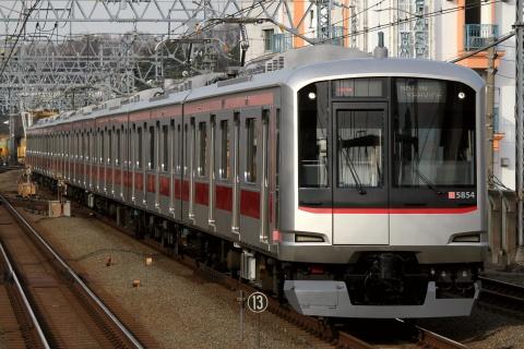 【東急】5050系5154F 長津田車両工場出場