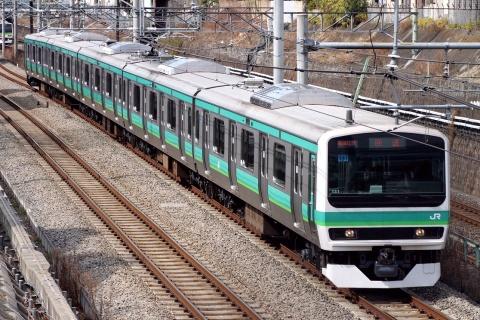 【JR東】E231系マト131編成 東京総合車両センター出場