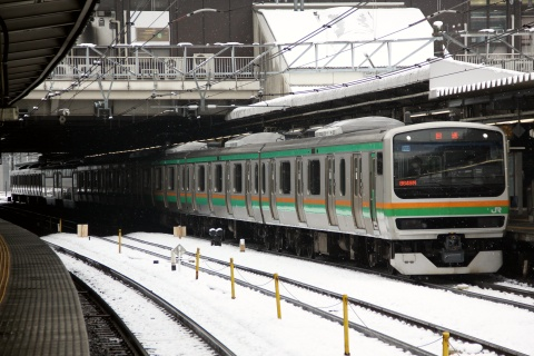 【JR東】E231系1000番代ヤマU503編成 東京総合車両センター出場