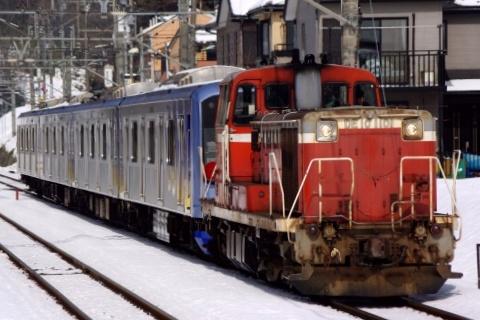 【横高】Y500系Y516F 甲種輸送(3日目)