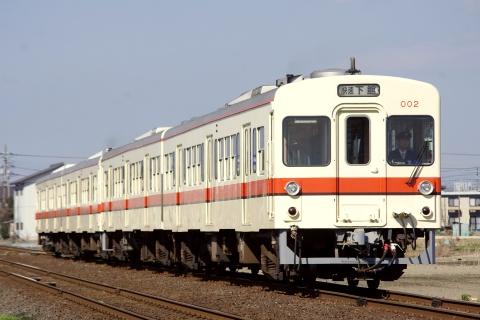 【関鉄】キハ0形使用 臨時列車運転