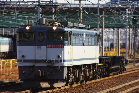 【JR貨】シキ180 西浜へ回送