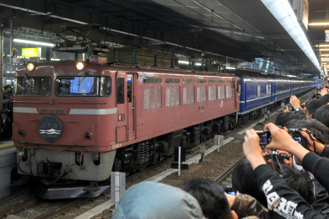 【JR西】寝台特急「日本海」 定期運転終了
