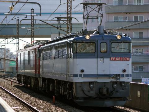 【JR貨】EH500-54 大宮車両所入場