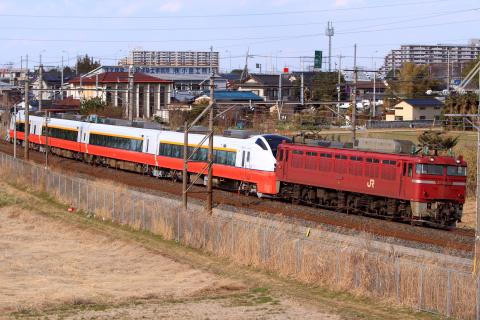 【JR東】E751系アオA102編成 郡山総合車両センター出場