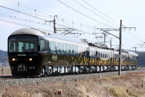 【JR東】485系『ジパング』 郡山総合車両センター出場