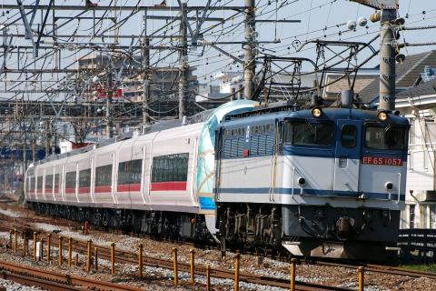【JR東】E657系カツK7編成 甲種輸送