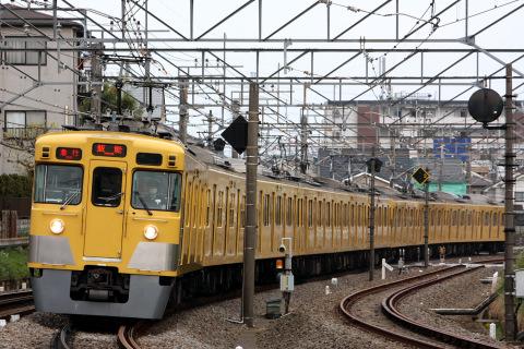 【西武】2000系2419F 池袋線で営業運転