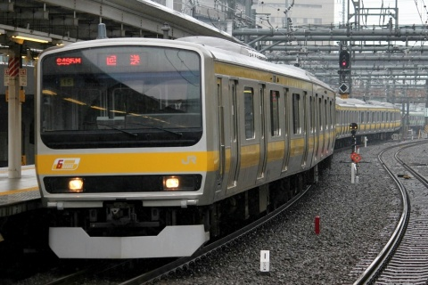 【JR東】E231系ミツB15編成 東京総合車両センター出場