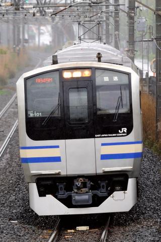 【JR東】E217系クラY101編成 東京総合車両センター出場