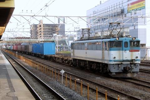 【JR貨】EF65-2089(元EF65-1089) 運用開始