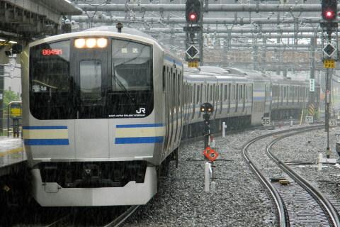 【JR東】E217系クラY38編成 東京総合車両センター出場