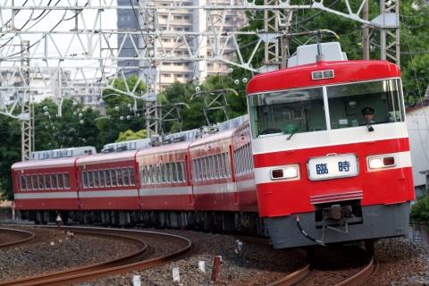 【東武】1800系1819編成使用の臨時列車運転