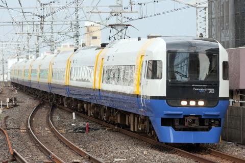 【JR東】255系マリBe03編成 大宮総合車両センター出場