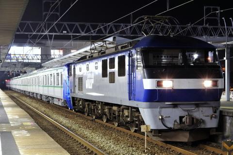 【メトロ】16000系16116F 甲種輸送