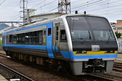 【JR四】2000系2003号 多度津工場入場