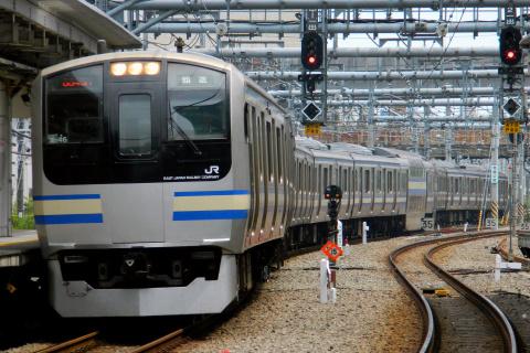 【JR東】E217系クラY46編成 東京総合車両センター出場