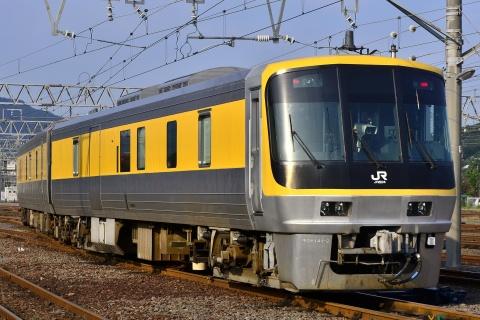 【JR西】キヤ141-2+キクヤ141-2 四国線検測巡業