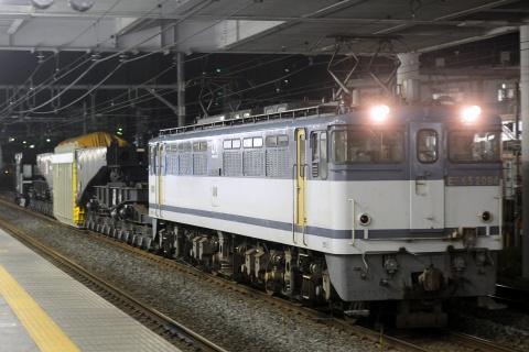 【JR貨】シキ611B1使用 変圧器輸送