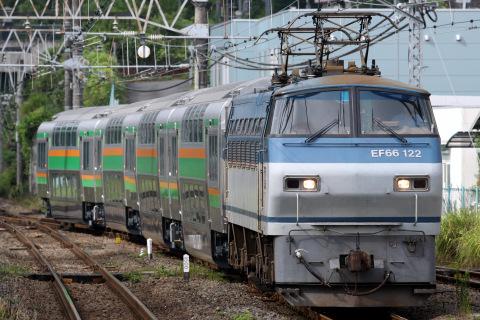 【JR東】E233系3000番代グリーン車4両 甲種輸送