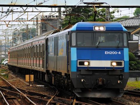 【富士急】6000系3両+205系2両 甲種輸送