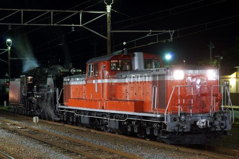 【秩鉄】C58 363 高崎へ回送