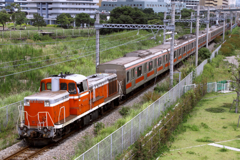 【東急】5000系5118F 甲種輸送