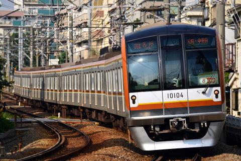 【メトロ】10000系 東急東横線で先行営業運転開始
