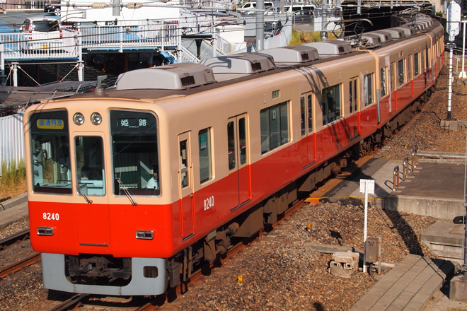 【阪神】伝統の塗装「赤胴車」の本線での運用が終了