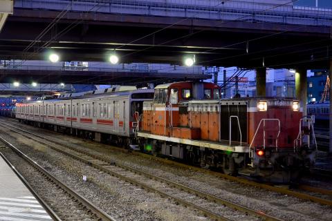 【東急】1000系1003F(4両) 甲種輸送(24日)