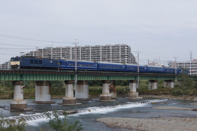 【JR東】中央本線にて24系運転