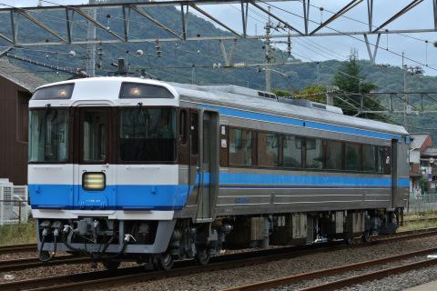 【JR四】キハ185-25多度津工場出場回送