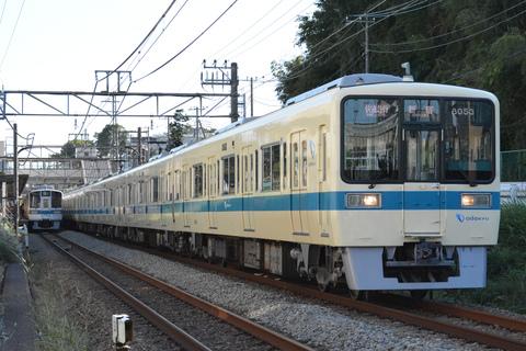【小田急】8000形8053F営業運転復帰