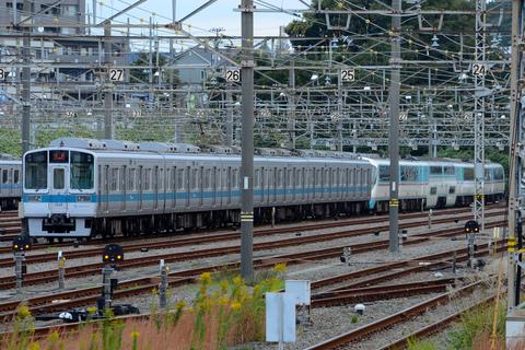 【小田急】20000形20002F『RSE』 日本車両入場に伴う甲種輸送実施
