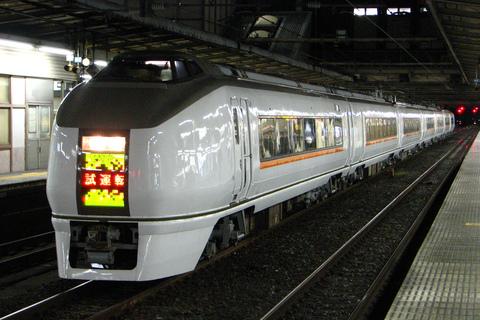 【JR東】651系1000番代K109編成 高崎線内試運転