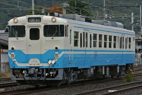 【JR四】キハ47-144 多度津工場出場