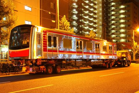 【大市交】御堂筋線30000系31602F搬入