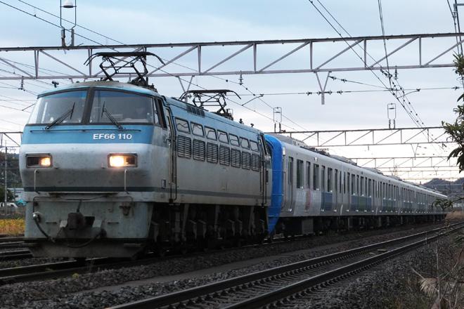 【西武】30000系38115F甲種輸送