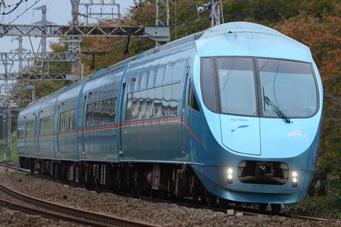 【小田急】60000形『MSE』使用 「らぶらぶうぇでぃんぐ号」運転