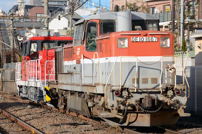 【JR貨】HD300-14甲種輸送