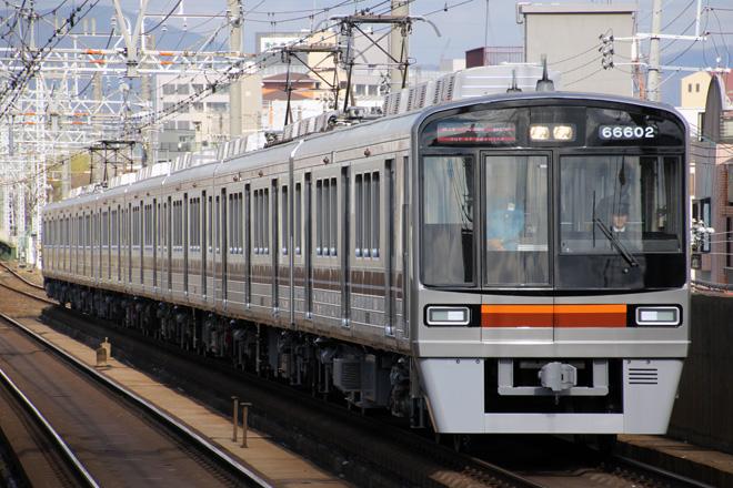 【大交】66系66602編成(リニューアル車)試運転