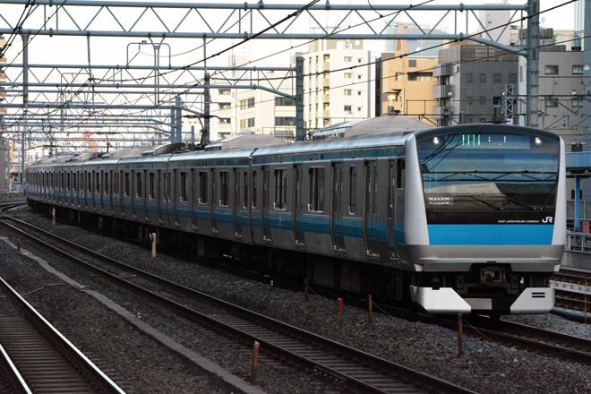 【JR東】京浜東北・根岸線 年末年始に伴う特別ダイヤでの運転
