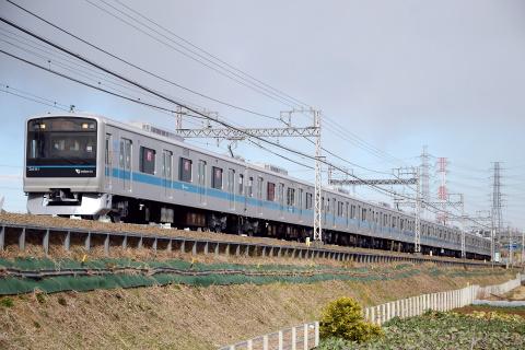 【小田急】3000形3091F 本線試運転