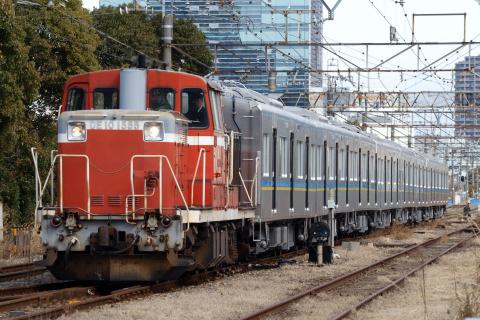 【北総】9200形9201編成 甲種輸送