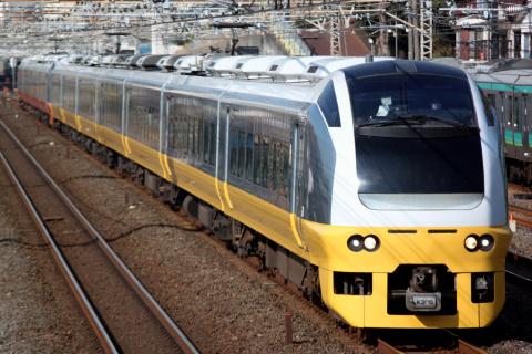 【JR東】651系・E653系 常磐線での定期運用終了